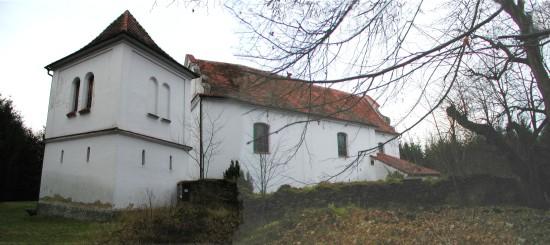 Kostel Borovsko