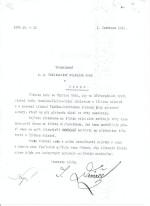 Žádost c. k. ředitelství státních drah - náhled