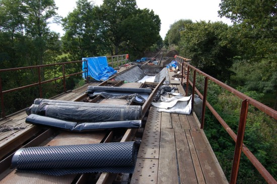 Oprava mostu, obrázek