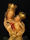 Omilostěná socha Panny Marie